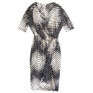 MaxMara   Stretchy Faux Wrap Dress
